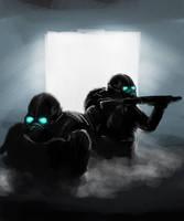 Combine Overwatch by Blistas