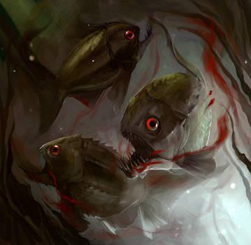 Piranhas by iZonbi