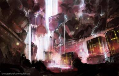 Cubescape by iZonbi