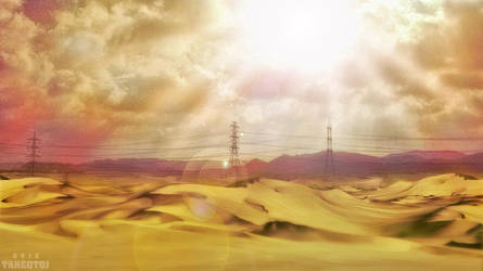 Desert by ttoj