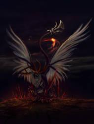 The Legendary Beast by MercyMurrain