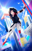 Mirror's Edge Catalyst by Partaytoes