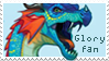 Glory Stamp by Maanhart
