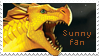 Sunny Stamp by Maanhart