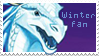 Winter Stamp by Maanhart
