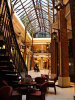 Cafe Passage by x0fallenangel0x