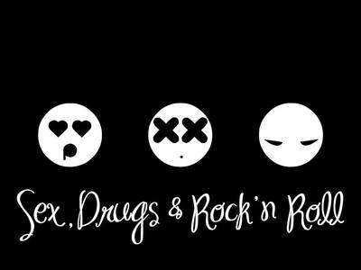 Sex Drugs and Rock n Roll by Jestersdream