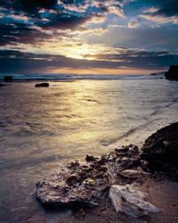 St Pauls Seascape by saxtim