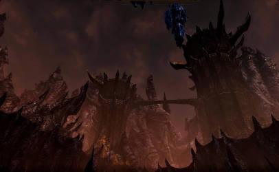 The Deadlands - Realm of Mehrunes Dagon by BinaryReflex