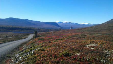 Heidal, Norway - Jotunheimen by BinaryReflex