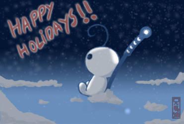 Happy holidays by Hiswa