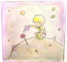 Day 306: Le Petit Prince by shortpinay