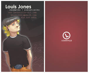Potential Business Card '08 by Louieville-XXIII
