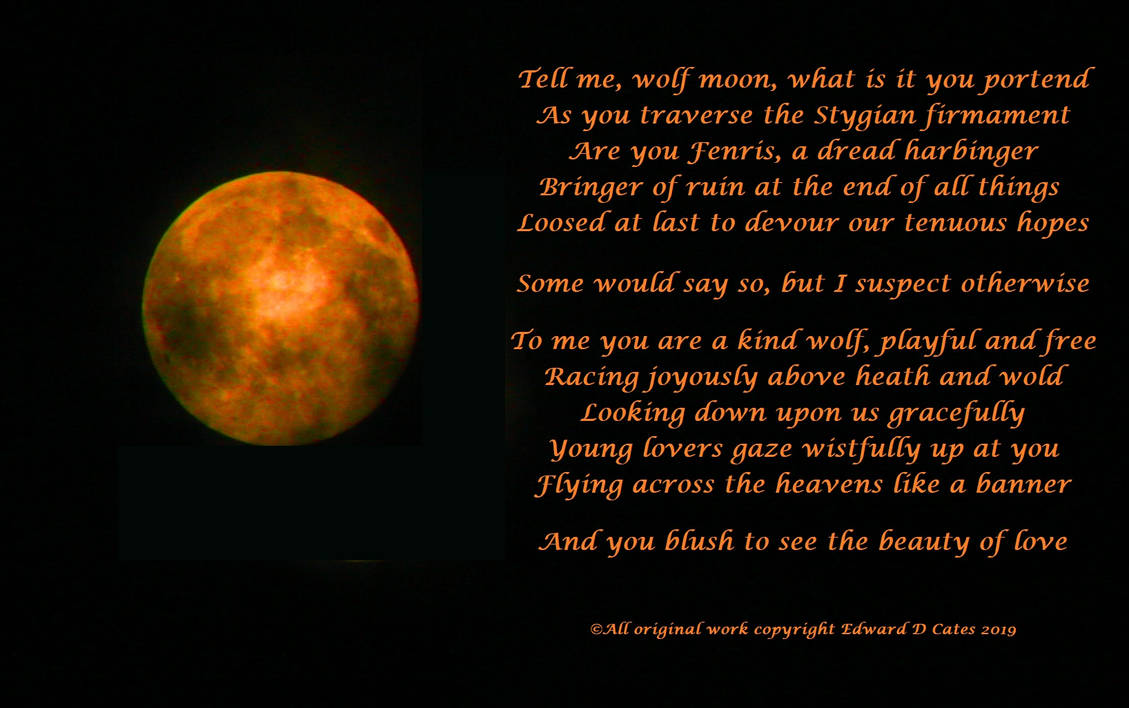 Wolf Moon - Visual Version by Barosus