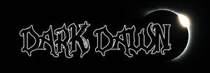 Dark Dawn - logo by Davida