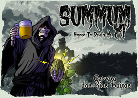 Cartel Summum XI by Davida
