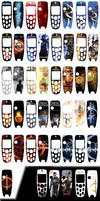 Nokia 3200 by Davida