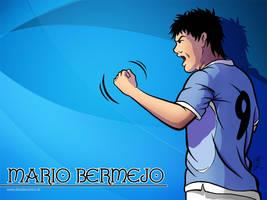 Mario Bermejo by Davida