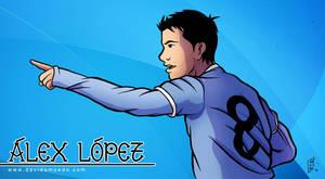 Alex Lopez by Davida