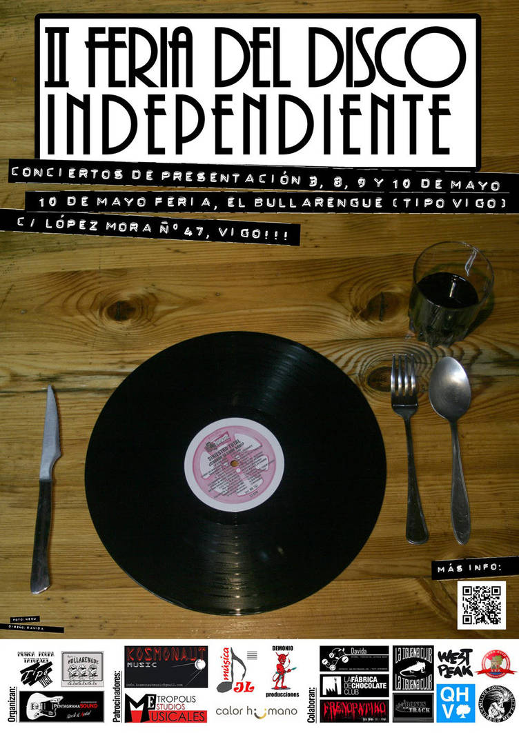 II Feria del Disco Independiente by Davida