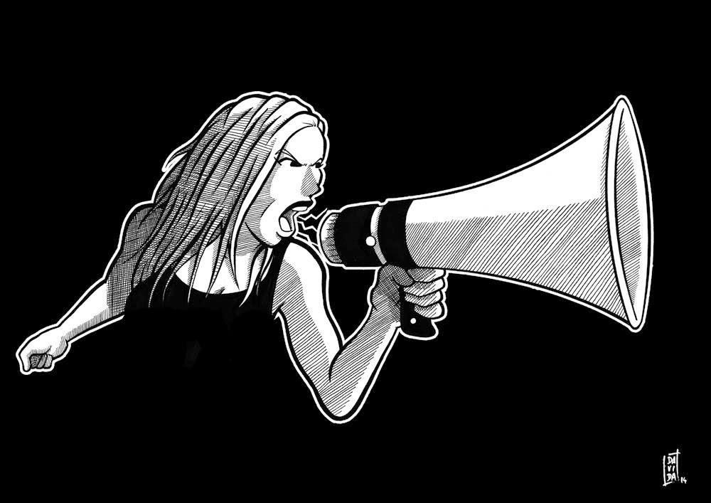 Arch Enemy by Davida