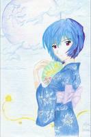 Rei - color by Davida