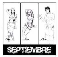 Septiembre - Bosetos by Davida