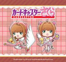 Chibi Cardcaptor Sakura by Kirara-CecilVenes