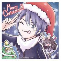 Noragami - Merry Christmas! by Kirara-CecilVenes