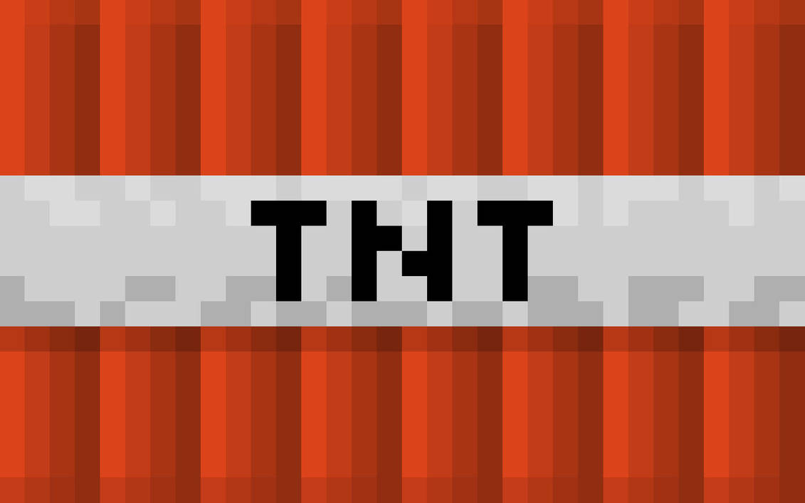 Minecraft Tnt Wallpaper By Lynchmob10 09 On Deviantart