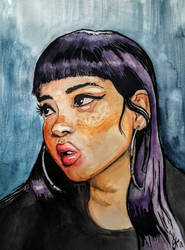 Portrait 14 by eirikr121