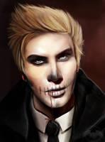 ...::: Headshot5 - Commission :::... by Artali-Artist