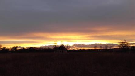 Sunset by cassiephotos