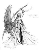 Sephiroth by wingsofwar
