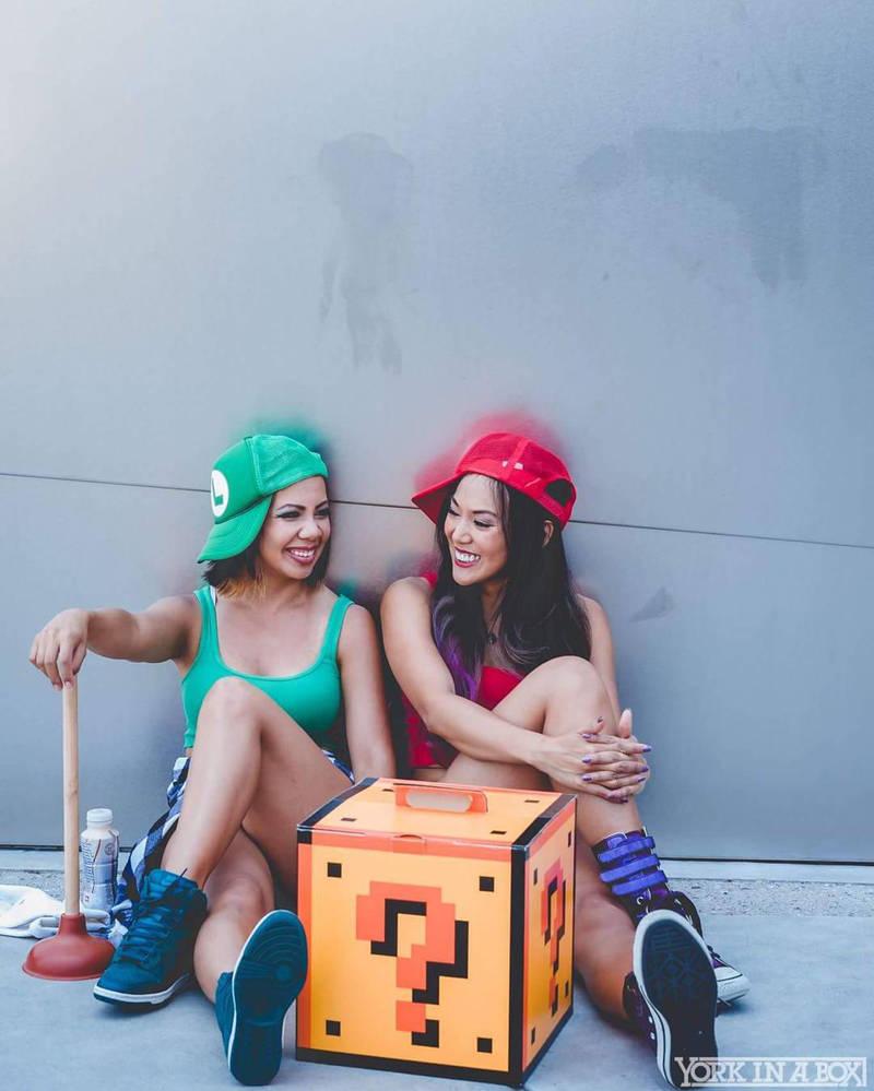 Super Mario Sisters 10 by pumpuma