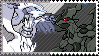Pokemon Black White Stamp by Kevfin