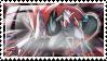 Zoroark Stamp by Kevfin