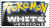 Pokemon White Version En Stamp by Kevfin