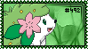Shaymin Stamp by Kevfin