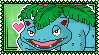 003 Venusaur Stamp by Kevfin