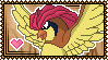 017 Pidgeotto Stamp by Kevfin