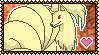 038 Ninetales Stamp by Kevfin