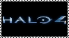 Halo 4 Stamp by Kevfin