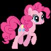 MLP Pinkie Pie Sprite by Kevfin