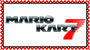 Mario Kart 7 Stamp by Kevfin