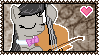 MLP Octavia Stamp by Kevfin