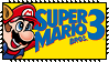 Super Mario Series Stamps : Super Mario Bros 3 by Kevfin