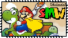 Super Mario Series Stamps : Super Mario World by Kevfin