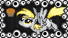 MLP Derpy Hooves Stamp by Kevfin