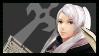Super Smash Bros Wii U Stamp Series : Robin (F) by Kevfin